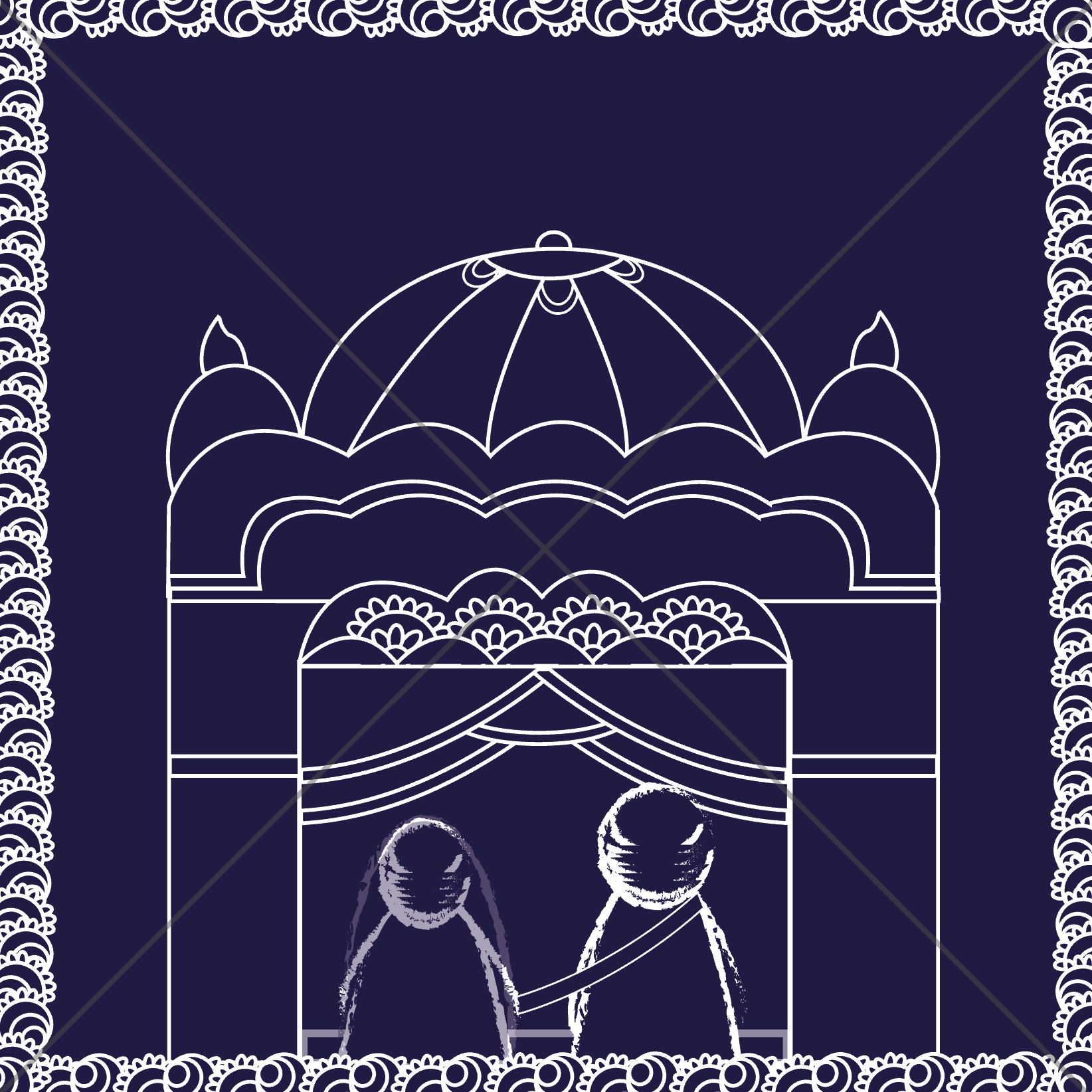 Sikh Wedding Card, sikh greeting cards