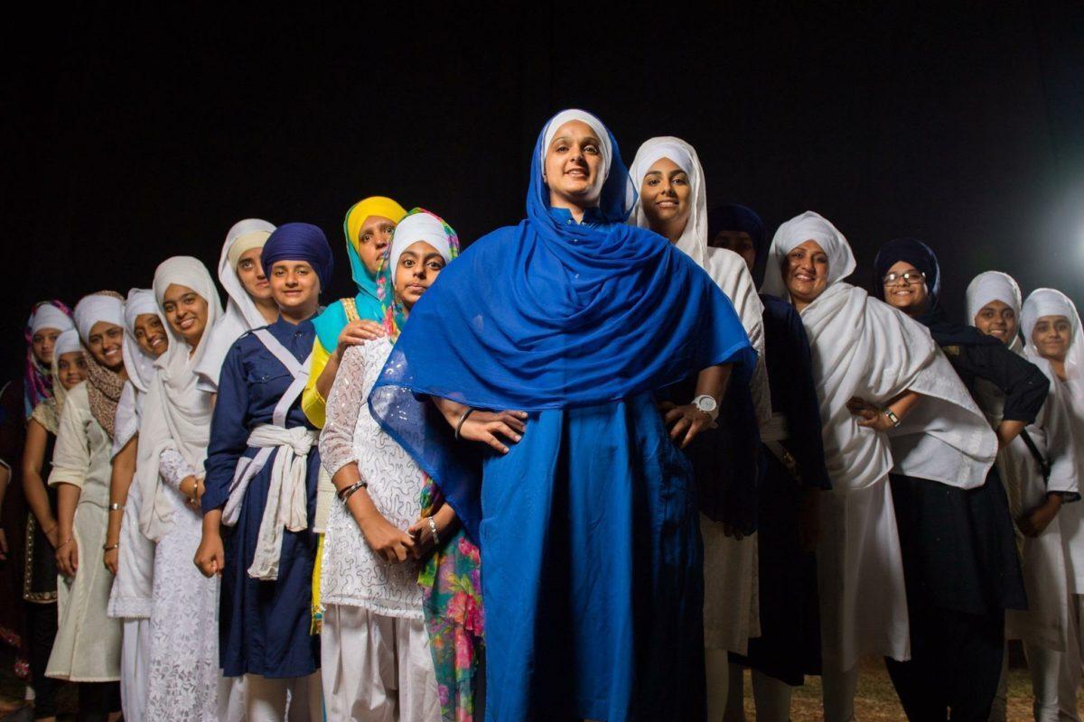 Sikh Colouring Books, Ranjeet Kaur