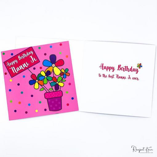 Sikh Colouring Cards, Punjabi greeting cards, asian greeting cards, Sikh colouring books