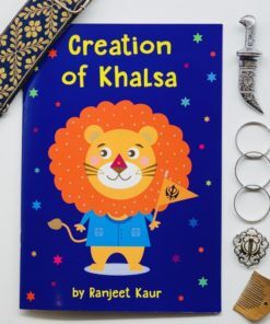 sikh children's book vaisakhi Khalsa