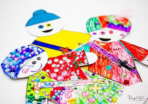 Vaisakhi Craft Ideas