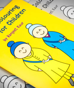 sikh childrens books