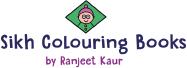 Sikh Colouring Books by Ranjeet Kaur